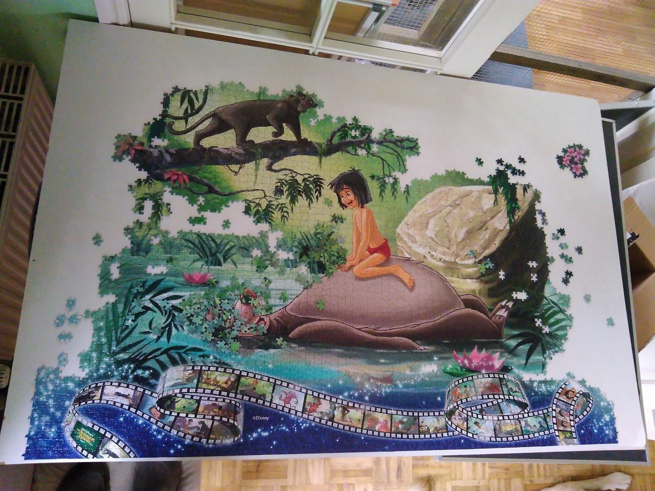 Dschungelbuch Teil 3 – Schluss mit dem Puzzle-Blues